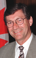 Photo - Ian McClelland - Click to open the Member of Parliament profile