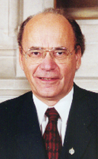 Photo - The Honourable Yvon Charbonneau - Click to open the Member of Parliament profile