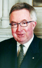 Photo - The Right Honourable Joe Clark - Click to open the Member of Parliament profile