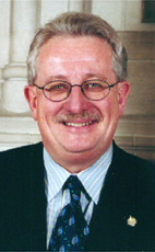 Photo - The Honourable Steve Mahoney - Click to open the Member of Parliament profile