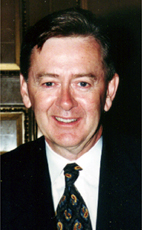 Photo - Preston Manning - Click to open the Member of Parliament profile