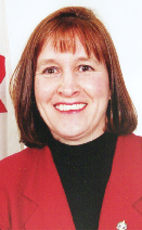 Photo - Val Meredith - Click to open the Member of Parliament profile