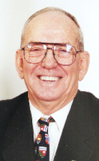 Photo - Roy Bailey - Click to open the Member of Parliament profile