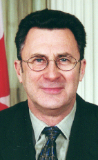 Photo - The Honourable George Baker - Click to open the Member of Parliament profile