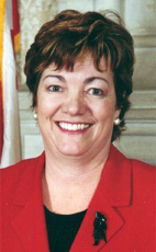 Photo - The Honourable Sheila Copps - Click to open the Member of Parliament profile