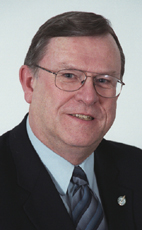 Photo - Reed Elley - Click to open the Member of Parliament profile
