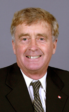 Photo - The Honourable Peter Adams - Click to open the Member of Parliament profile