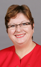 Photo - The Honourable Sue Barnes - Click to open the Member of Parliament profile