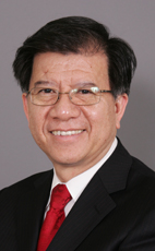 Photo - The Honourable Raymond Chan - Click to open the Member of Parliament profile