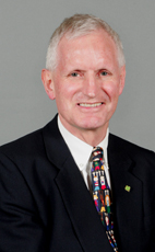 Photo - The Honourable John Godfrey