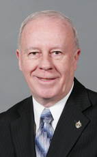 Photo - The Honourable Loyola Hearn - Click to open the Member of Parliament profile