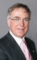Photo - John G. Williams - Click to open the Member of Parliament profile