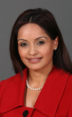 Photo - Ruby Dhalla - Click to open the Member of Parliament profile