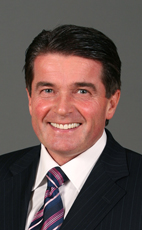 Photo - The Honourable Gary Lunn - Click to open the Member of Parliament profile