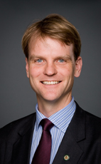 Photo - The Honourable Chris Alexander - Click to open the Member of Parliament profile