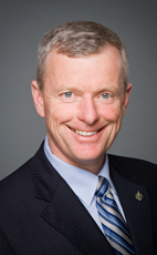 Photo - Mike Allen - Click to open the Member of Parliament profile