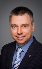 Photo - André Bellavance - Click to open the Member of Parliament profile