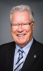 Photo - Ray Boughen - Click to open the Member of Parliament profile