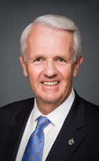 Photo - John Carmichael - Click to open the Member of Parliament profile