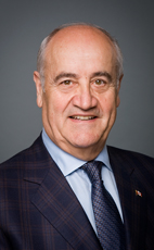 Photo - The Honourable Julian Fantino - Click to open the Member of Parliament profile