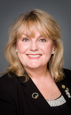 Photo - The Honourable Kerry-Lynne D. Findlay - Click to open the Member of Parliament profile