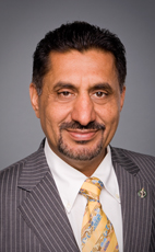 Photo - The Honourable Bal Gosal - Click to open the Member of Parliament profile
