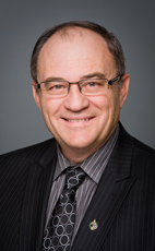 Photo - Claude Gravelle - Click to open the Member of Parliament profile