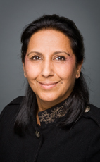 Photo - Nina Grewal - Click to open the Member of Parliament profile