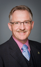 Photo - Gerald Keddy - Click to open the Member of Parliament profile