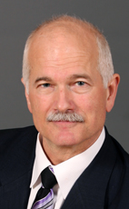 Photo - The Honourable Jack Layton - Click to open the Member of Parliament profile
