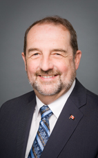 Photo - The Honourable Denis Lebel - Click to open the Member of Parliament profile