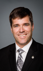 Photo - Pierre Lemieux - Click to open the Member of Parliament profile