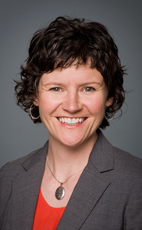 Photo - Megan Anissa Leslie - Click to open the Member of Parliament profile