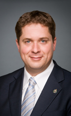 Photo - The Honourable Andrew Scheer - Click to open the Member of Parliament profile