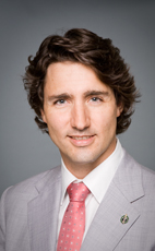 Photo - The Right Honourable Justin Trudeau