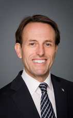 Photo - John Weston - Click to open the Member of Parliament profile