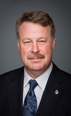 Photo - Rodney Weston - Click to open the Member of Parliament profile