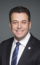 Photo - Ziad Aboultaif - Click to open the Member of Parliament profile