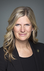 Photo - Leona Alleslev - Click to open the Member of Parliament profile