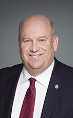 Photo - Dean Allison - Click to open the Member of Parliament profile
