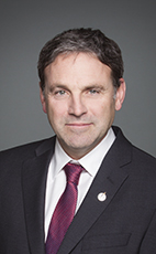 Photo - René Arseneault - Click to open the Member of Parliament profile