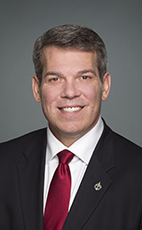 Photo - Vance Badawey - Click to open the Member of Parliament profile