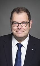 Photo - Mario Beaulieu - Click to open the Member of Parliament profile