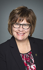 Photo - Sheri Benson - Click to open the Member of Parliament profile