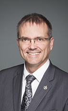 Photo - Luc Berthold - Click to open the Member of Parliament profile