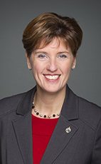 Photo - L'honorable Marie-Claude Bibeau