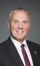 Photo - The Honourable Bill Blair - Click to open the Member of Parliament profile