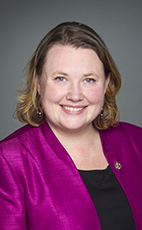 Photo - Rachel Blaney - Click to open the Member of Parliament profile