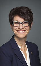 Photo - Kelly Block - Click to open the Member of Parliament profile