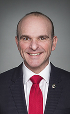 Photo - Randy Boissonnault - Click to open the Member of Parliament profile